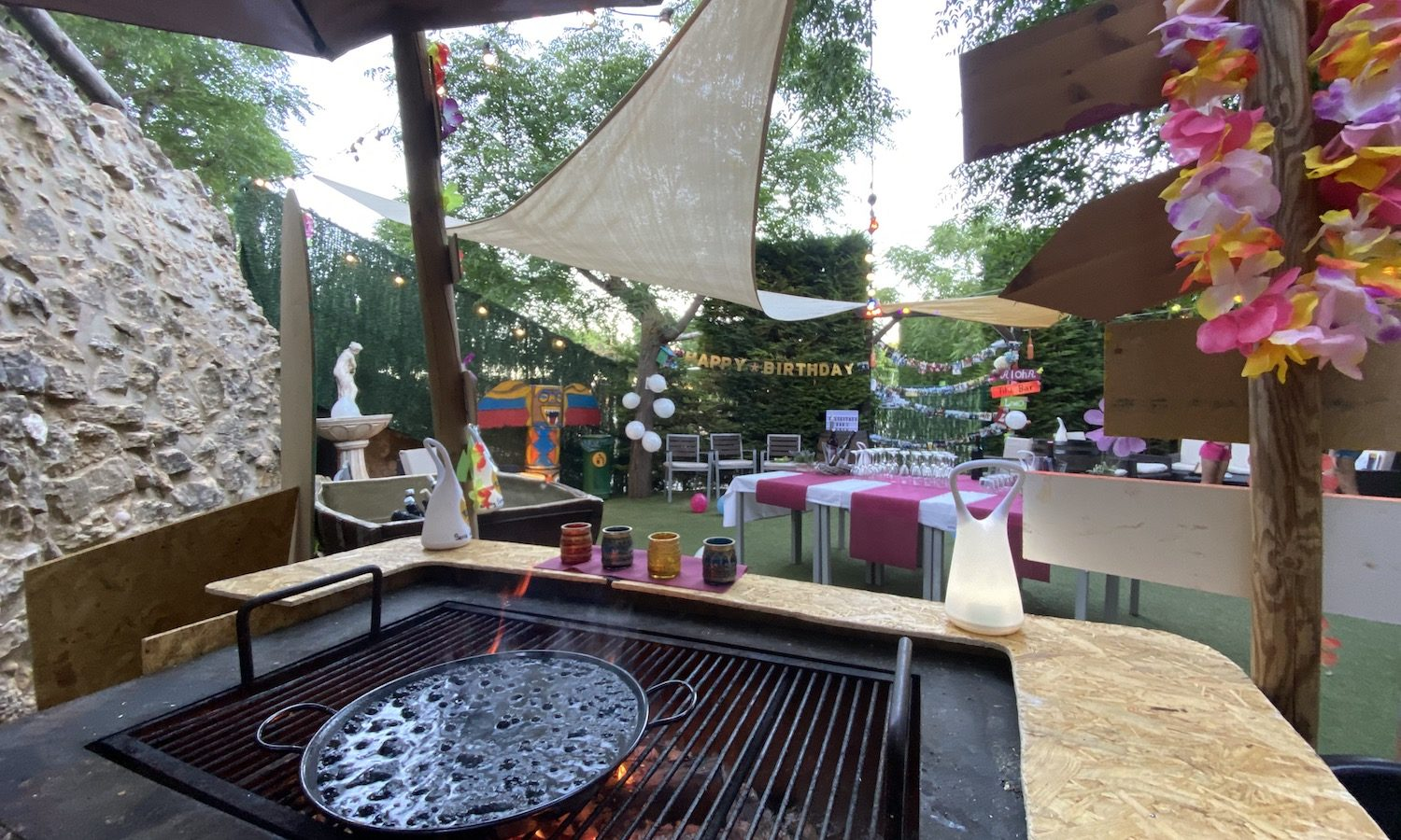 Barbacoa Chill Out